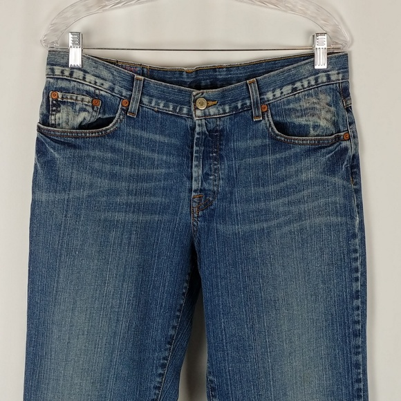 Lucky Brand Denim - Lucky Brand Button Fly Majestic Rider Jean 12/31